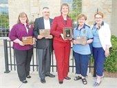 2018 Saukville Chamber Award Winners photo