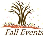 Fall Events - Tree w/falling leaves